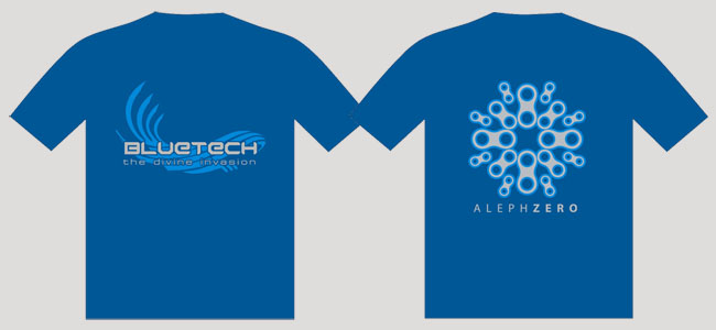 Bluetech - The Divine Invasion Shirt