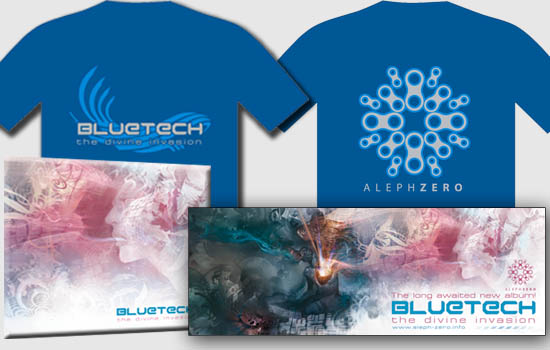 Bluetech Shirt